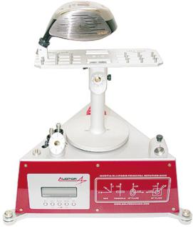 慣性モーメント測定機
